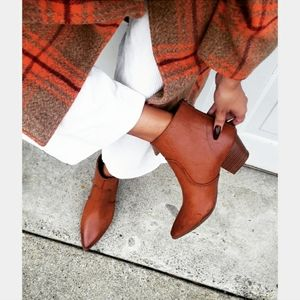 Shoes - 🆕️Apple Picking Collection// Rust bootie